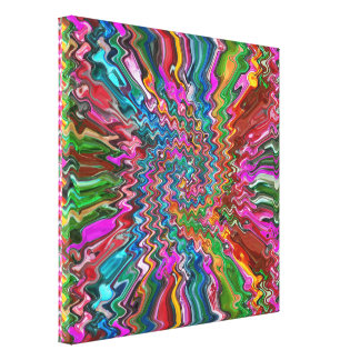 Happiness is sharing your JOYS .. Happy Images FUN Gallery Wrapped Canvas
