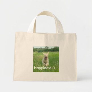 Happiness is ...Tote Bag