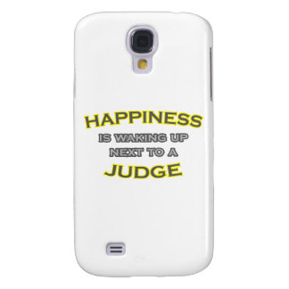 Happiness Is Waking Up Next To a Judge Galaxy S4 Covers