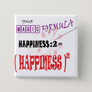 HAPPINESS MAGIC FORMULA GIFT BUTTON