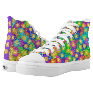 Happiness Printed Shoes