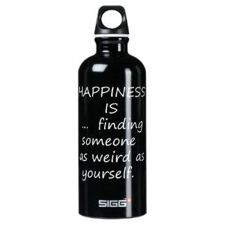 Happiness SIGG Traveller 0.6L Water Bottle