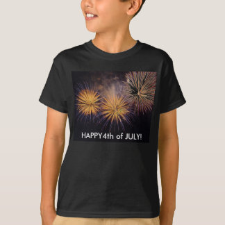 HAPPY4th of JULY! T-shirts