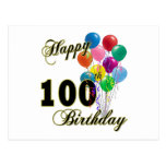 Happy 100th Birthday Gifts and Birthday Apparel