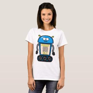 Happy 100th Day of School Binary T-Shirt