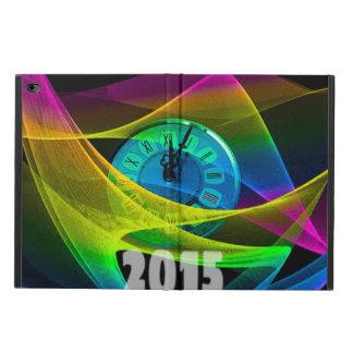 happy 2015 clock powis iPad air 2 case