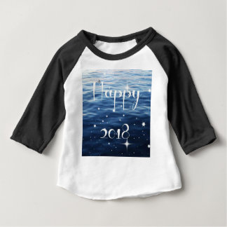 Happy 2018 baby T-Shirt
