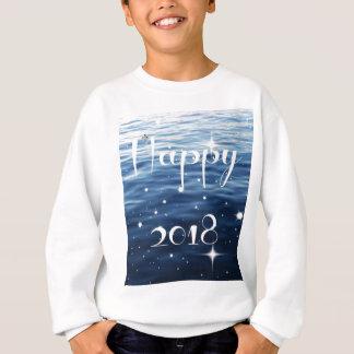 Happy 2018 sweatshirt