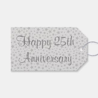 Happy 25th Anniversary Silver Stars