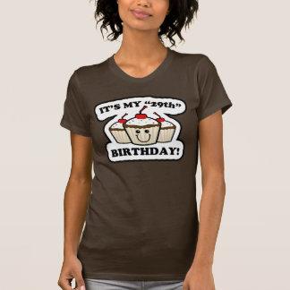 "Happy ""29th"" Birthday T-Shirt"
