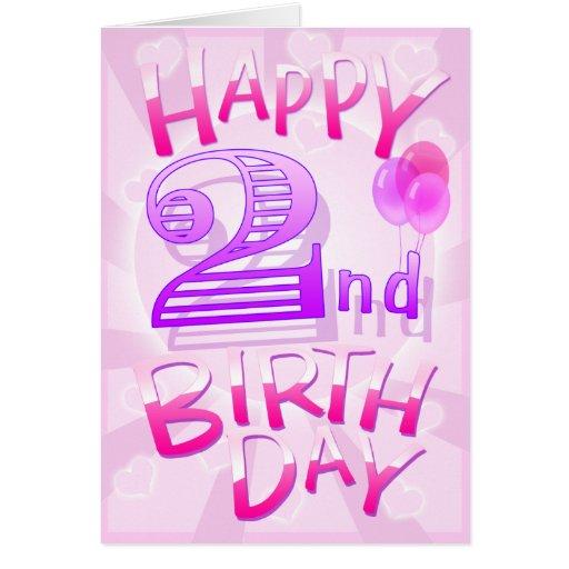 Happy 2nd Birthday Zazzle Happy 2nd Birthday Wishes For