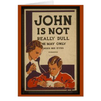 Happy 40th Birthday, John Card