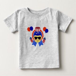 Happy 4th baby T-Shirt