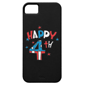 Happy 4th iPhone 5 case