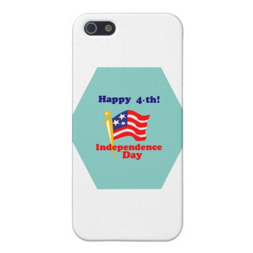 Happy 4th cover for iPhone 5