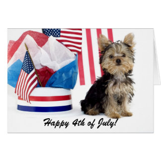 Happy 4th of July! Card