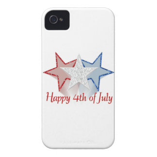Happy 4th of July Case-Mate iPhone 4 Cases