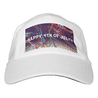 Happy 4th of July Design Hat