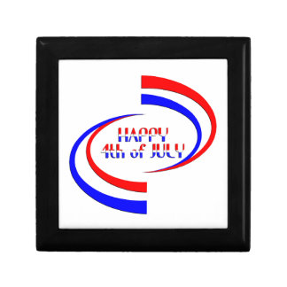 Happy 4th of July Gift Box