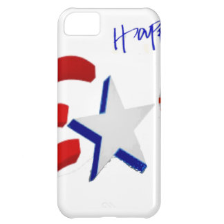 happy 4th of July, Happy independence day iPhone 5C Case