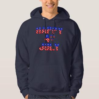 Happy 4th Of July Hoodie