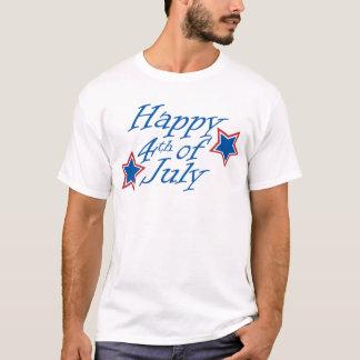 Happy 4th of July - Light T-Shirt