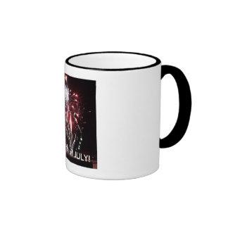 HAPPY 4th of JULY! Mugs