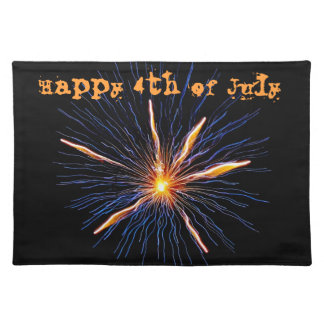 Happy 4th of July Placemat