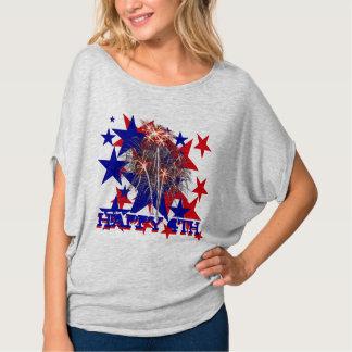 Happy 4th of July Stars Shirt -