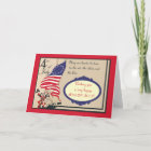 Happy 4th of July, Vintage Independence Day Card