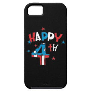 Happy 4th tough iPhone 5 case