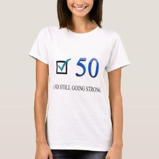 Happy 50th Birthday T-Shirt