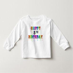 Happy 5th Birthday T Shirts Hoodies And Tanks
