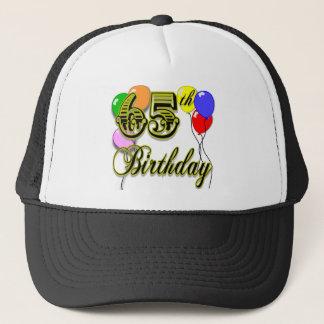 Happy 65th Birthday Merchandise Trucker Hat