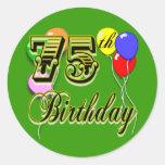 Happy 75th Birthday Celebration