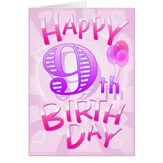 69th birthday images at birthday graphics com - Happy Ninth Birthday Cards Invitations Photocards Amp More