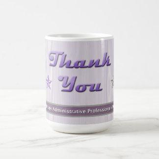 Happy Administrative Professionals Day Basic White Mug