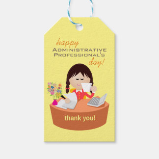 Happy Administrative Professional's Day Gift Tags
