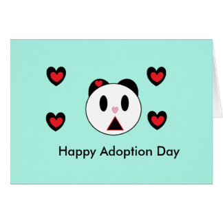 Happy Adoption Day Card