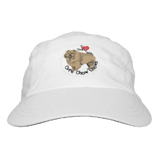 Happy Adorable Funny & Cute Chow Chow Dog Hat