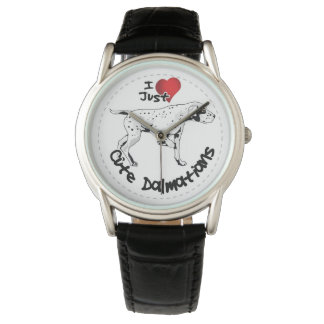 Happy Adorable Funny & Cute Dalmatian Dog Watch