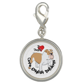 Happy Adorable Funny & Cute English Bulldog Dog