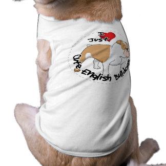 Happy Adorable Funny & Cute English Bulldog Dog Shirt