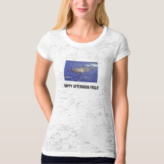 Happy Afternoon Frolic T-Shirt