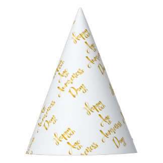 Happy age awareness day birthday supplies party hat
