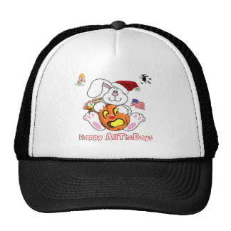HAPPY ALLTHEDAYS (HOLIDAYS/ ALL THE DAYS) CAP