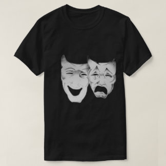 Happy and sad masks T-Shirt