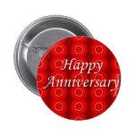 Happy Anniversary Button