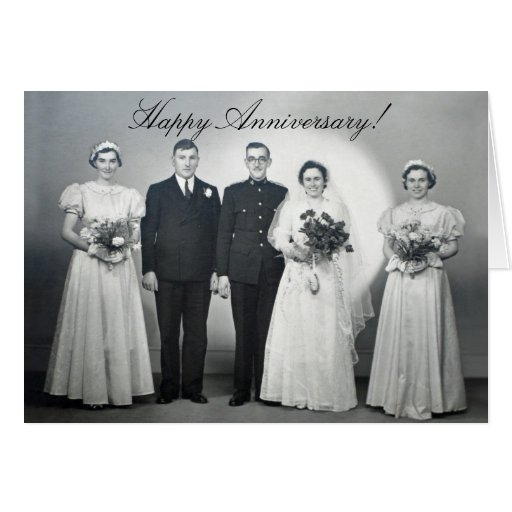 Happy Anniversary! Greeting Card