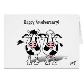 Happy Anniversary! Greeting Card